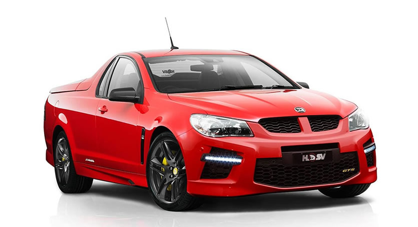 Holden HSV GTS